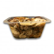 Misto funghi con porcini vaschetta 400 gr.ca.
