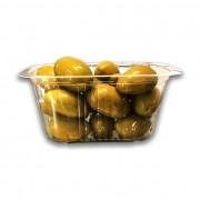 Olive Verdi di Cerignola vaschetta 250 gr.ca.