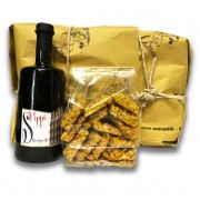 Pacco regalo Pippi Stravagante e brisoline della Pavona