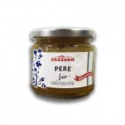 Confettura extra di pere vaso di vetro 250 gr